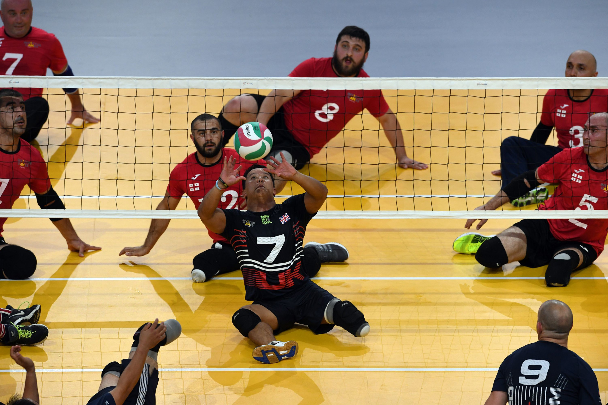 World ParaVolley has pledged to appoint two athletes to its Board ©Getty Images
