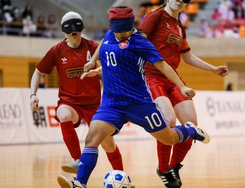 IBSA targeting holding official women's blind football competitions in 2020
