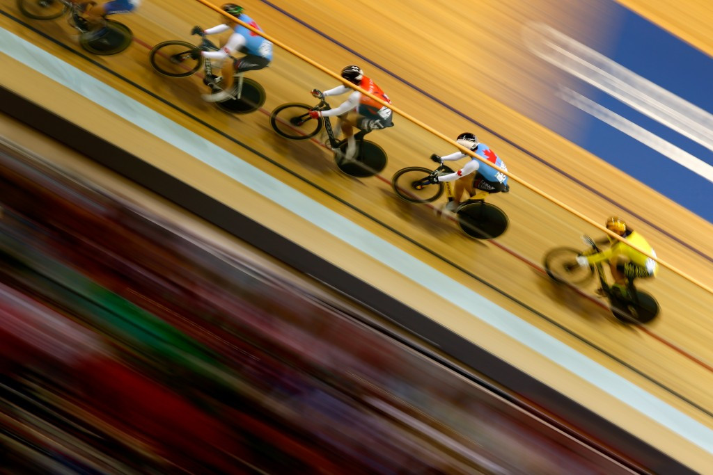 Track cycling was considered one of the highlights of Glasgow 2014 but its inclusion at Durban 2022 remains uncertain ©Getty Images
