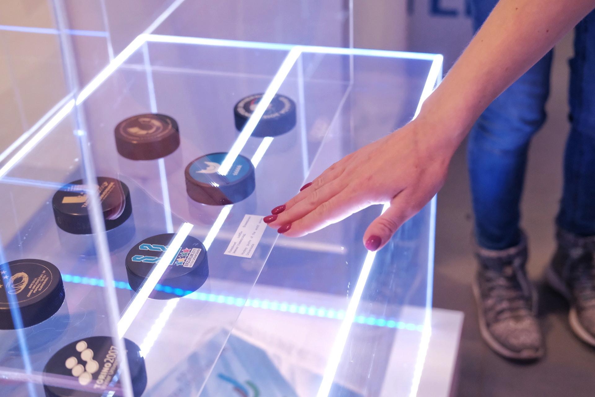 Krasnoyarsk 2019 museum opens in Universiade Village