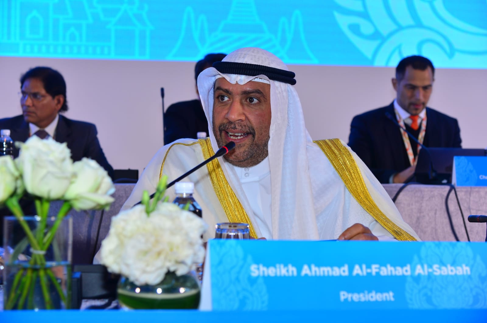 Sheikh Ahmad officially re-elected Olympic Council of Asia President and Takeda vice-president even though both at centre of controversy