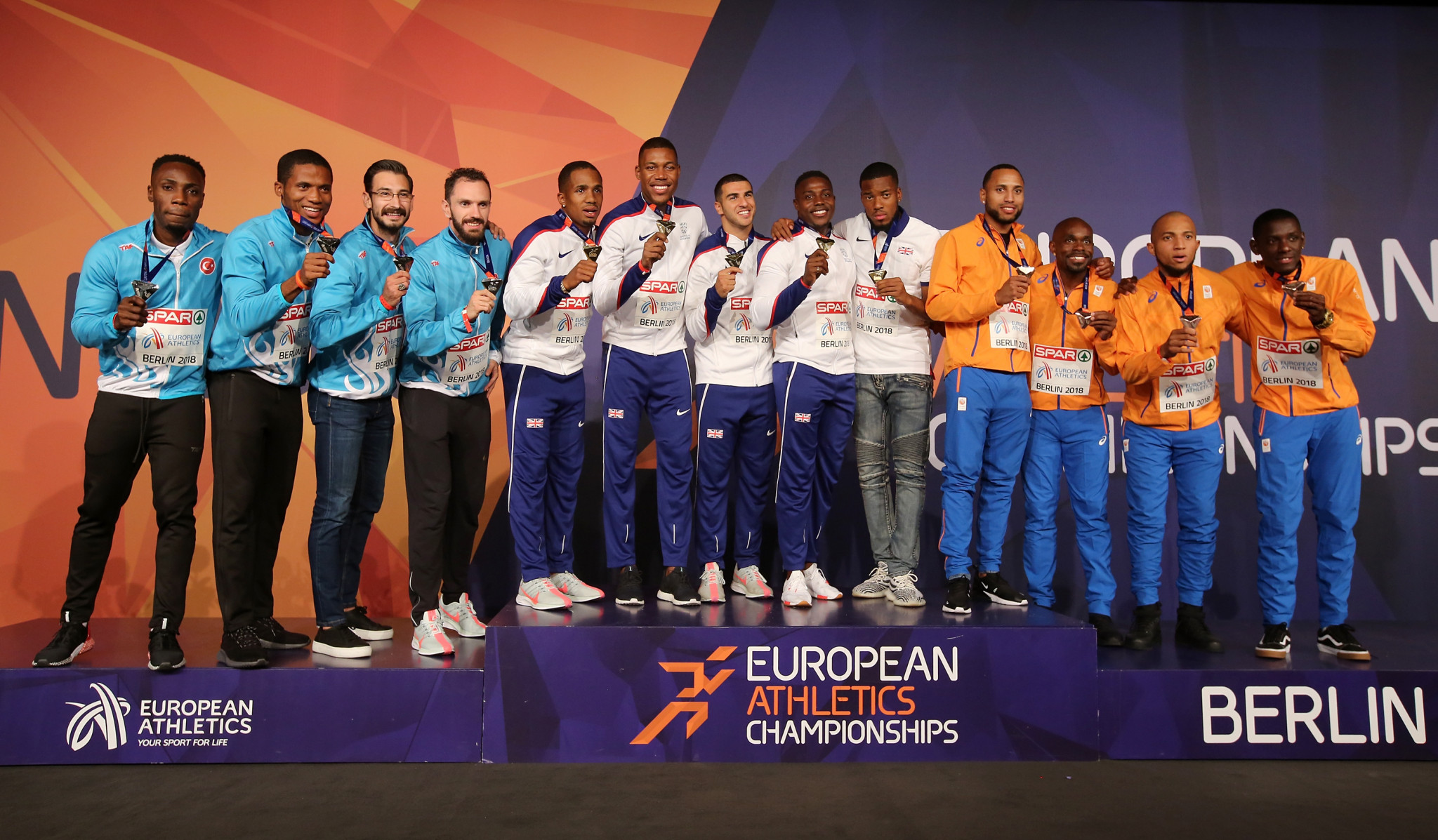 The European Championships was cited in the ASOIF report as a potential example of an event bringing stakeholders together to deliver a mutually beneficial product ©Getty Images