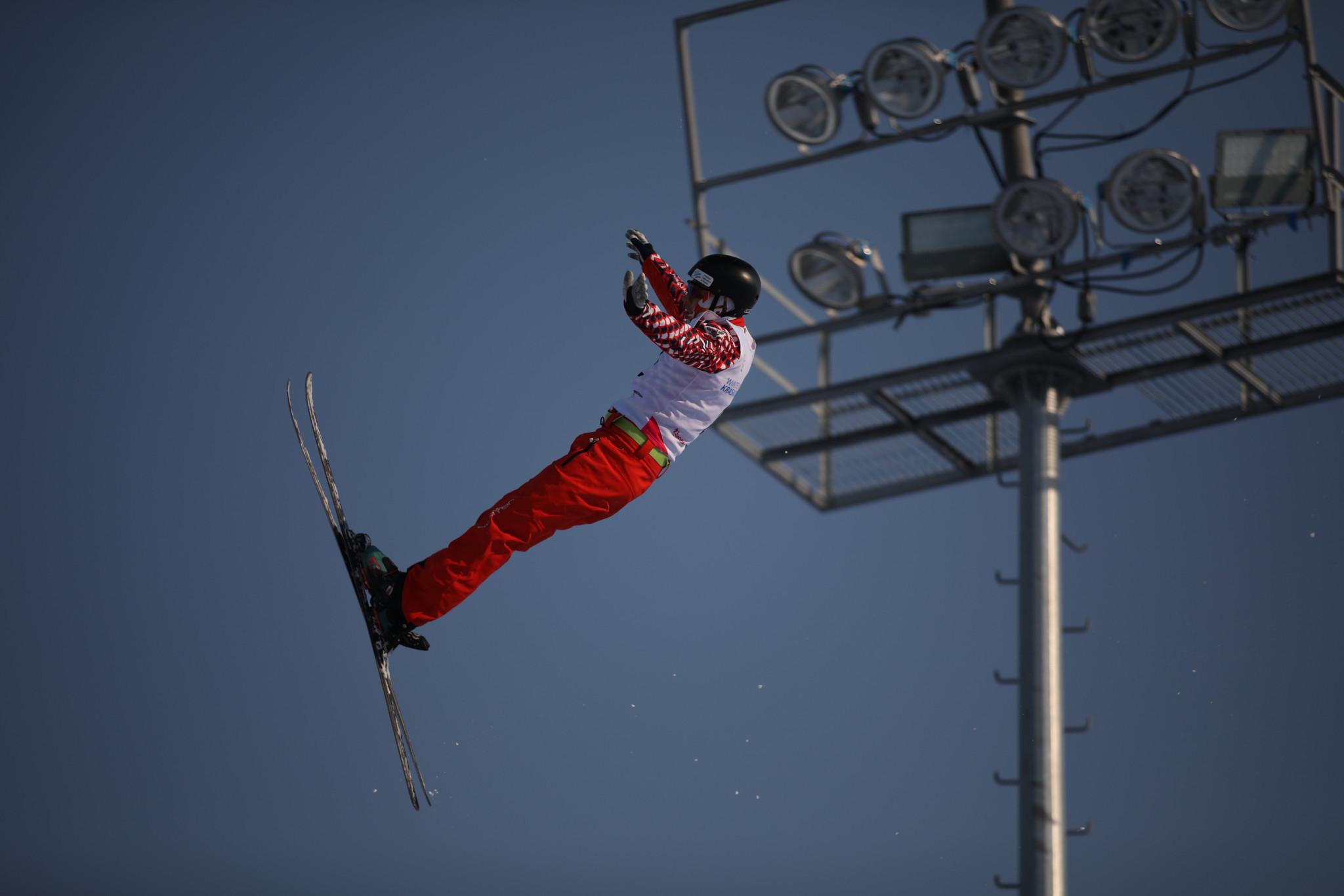 World champions take gold in freestyle skiing aerials at Krasnoyarsk 2019 Winter Universiade