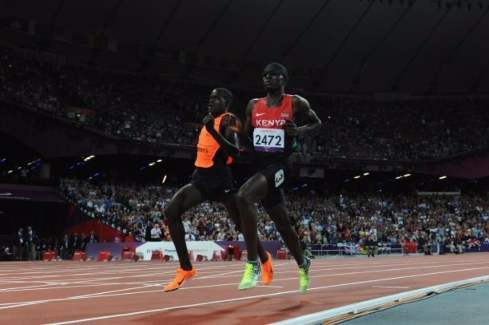 London 2012 gold medallist Samuel Muchai Kimani had been expected to lead the Kenyan team in Doha ©Getty Images