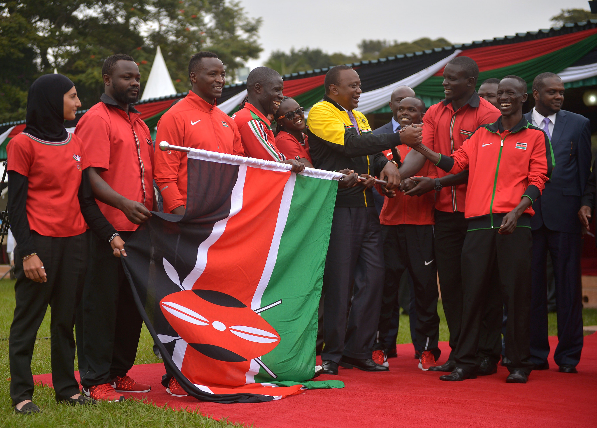 Trial of six Kenyan officials charged with corruption offences linked to Rio 2016 begins