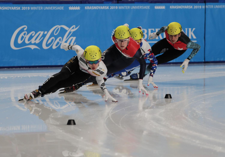 Redemption for South Korean short track athlete with gold medal at Krasnoyarsk 2019