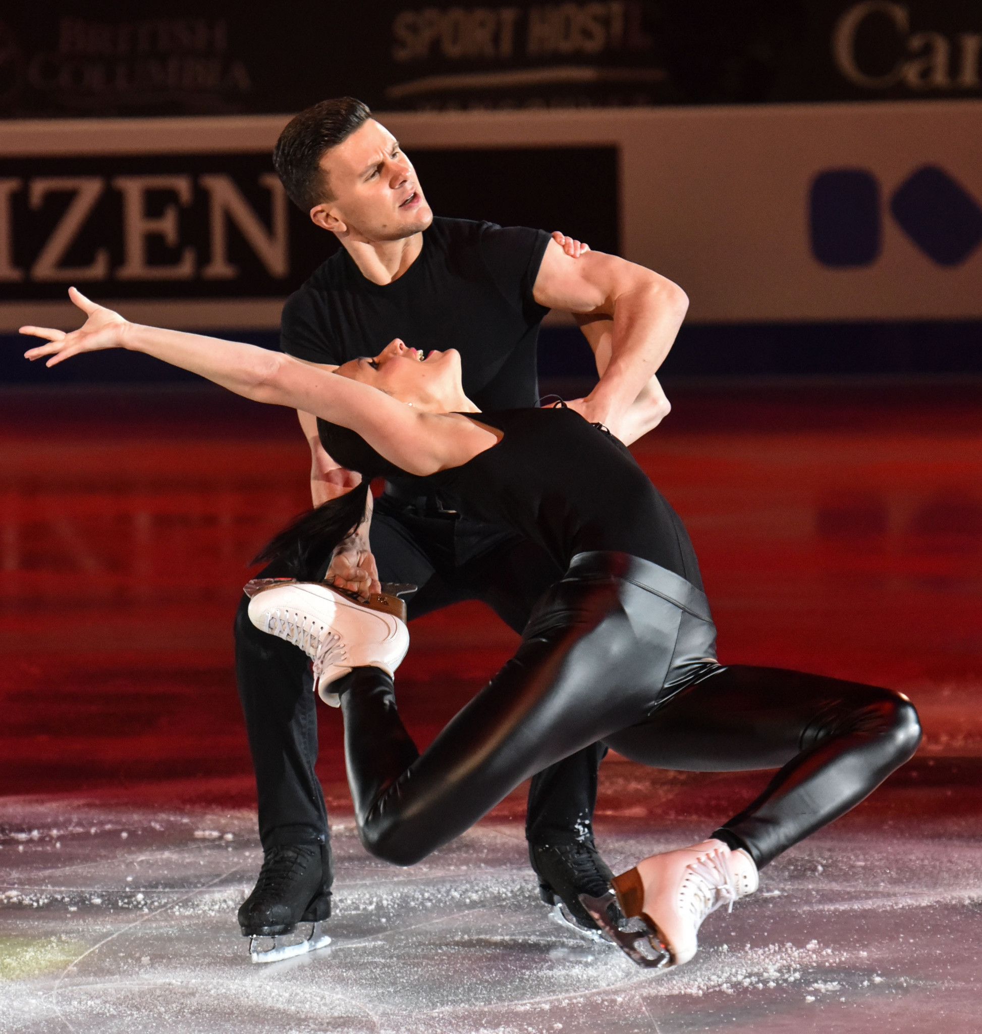 The Skate Canada International was cancelled two weeks ago ©Getty Images