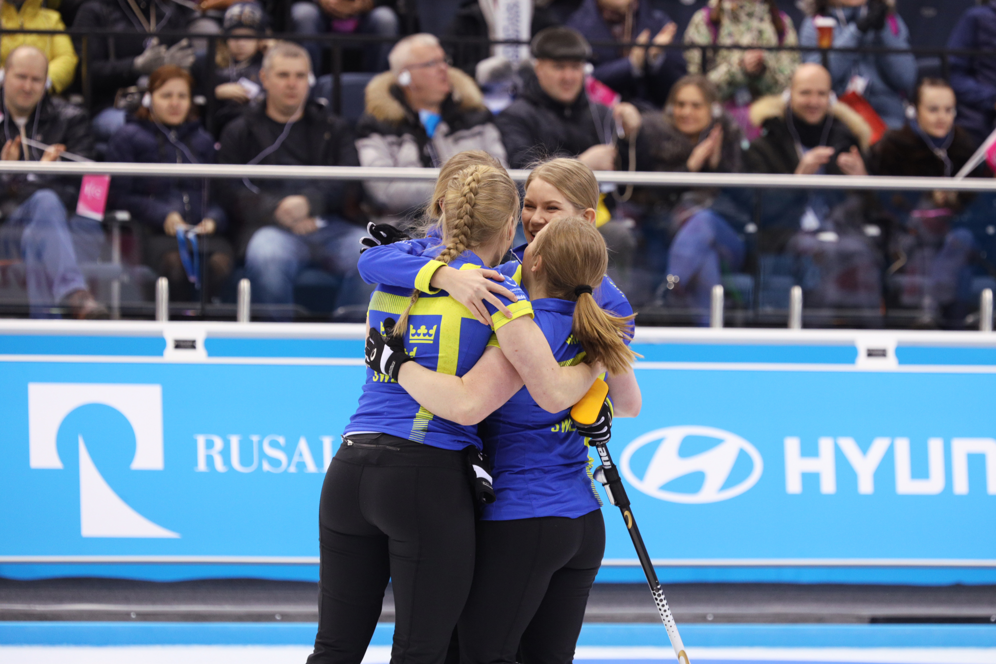 Norway and Sweden crowned curling champions as bandy brings up Russian century of medals at Winter Universiade