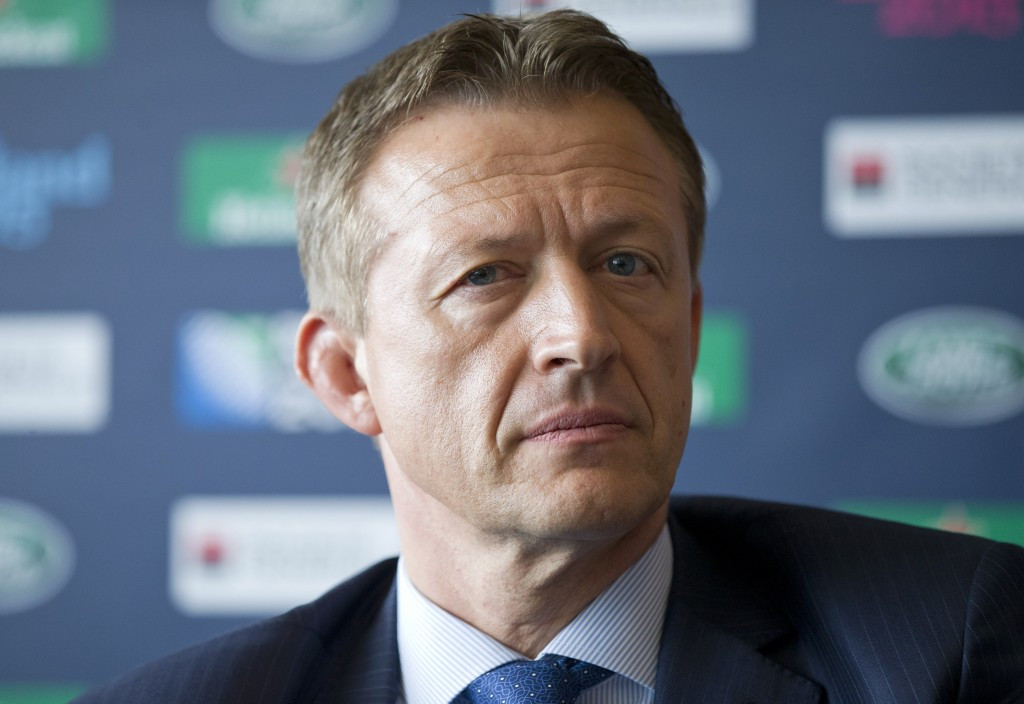 IOC member Octavian Morariu is seeking a third and final term as Rugby Europe President in the election scheduled for December 4 ©Getty Images