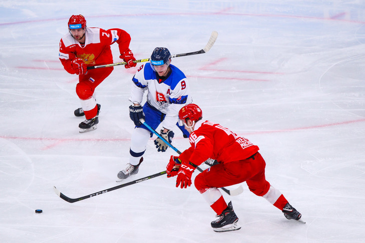 Hosts Russia take final 2019 Winter Universiade gold in ice hockey