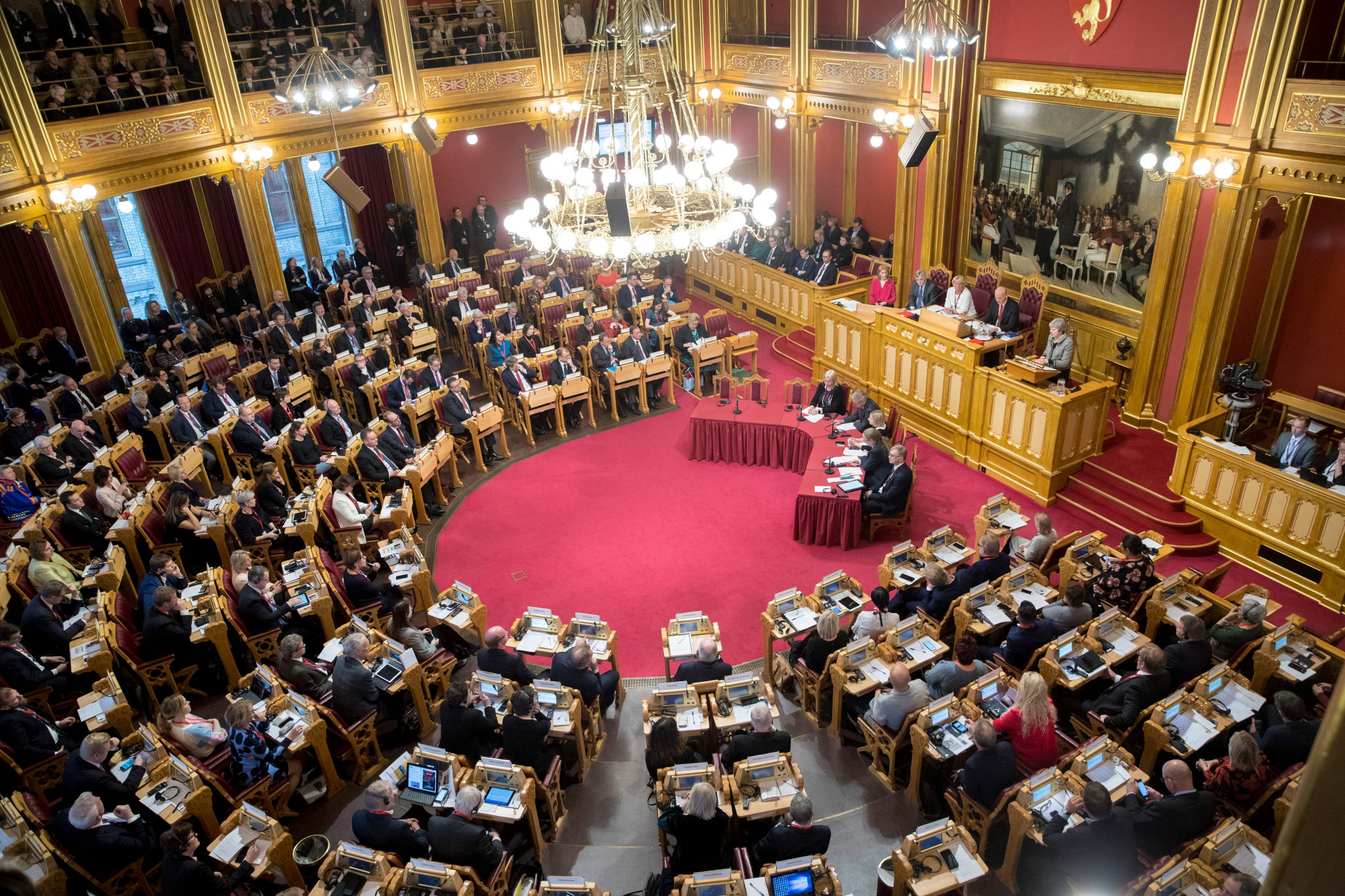 Helleland among Norwegian MPs to call for Government to prosecute athlete entourage members who have profited from doping
