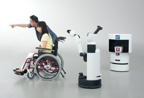 Tokyo 2020 has today announced the launch of its new Robot Project ©Tokyo 2020