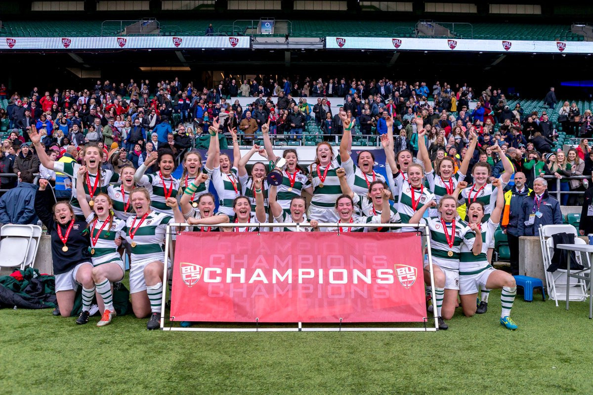 BUCS has agreed to create a national league for women's rugby union ©Exeter Student Sport/Twitter