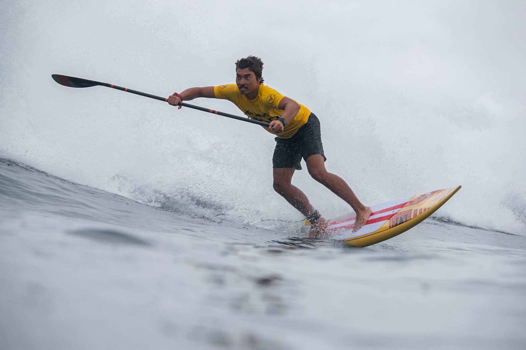 The International Surfing Association has reiterated their view that they are the only world governing body with the right to host international SUP events ©Getty Images