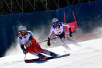 Surprise win for Aigner sisters at World Para Alpine Skiing World Cup in La Molina