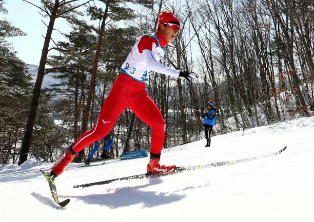 Kawayoke delights home crowd with first World Para Nordic Skiing World Cup victory