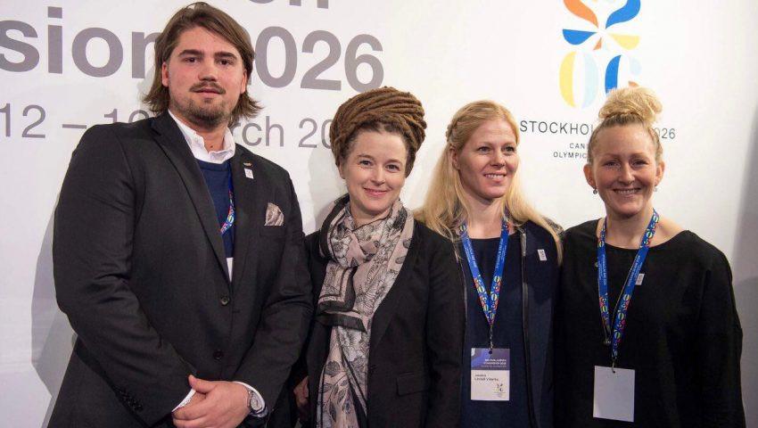 Swedish Government pledges crucial backing for Stockholm Åre 2026 bid