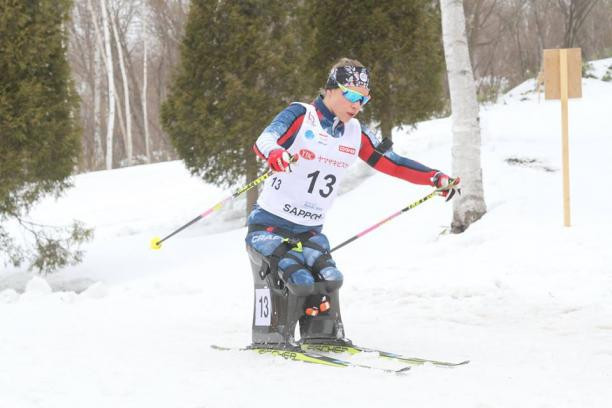 Masters takes World Para Nordic Skiing World Cup title after victory in Sapporo