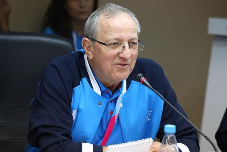 "FISU official declares Krasnoyarsk as one of world's ""great winter sport centres"" following Universiade"