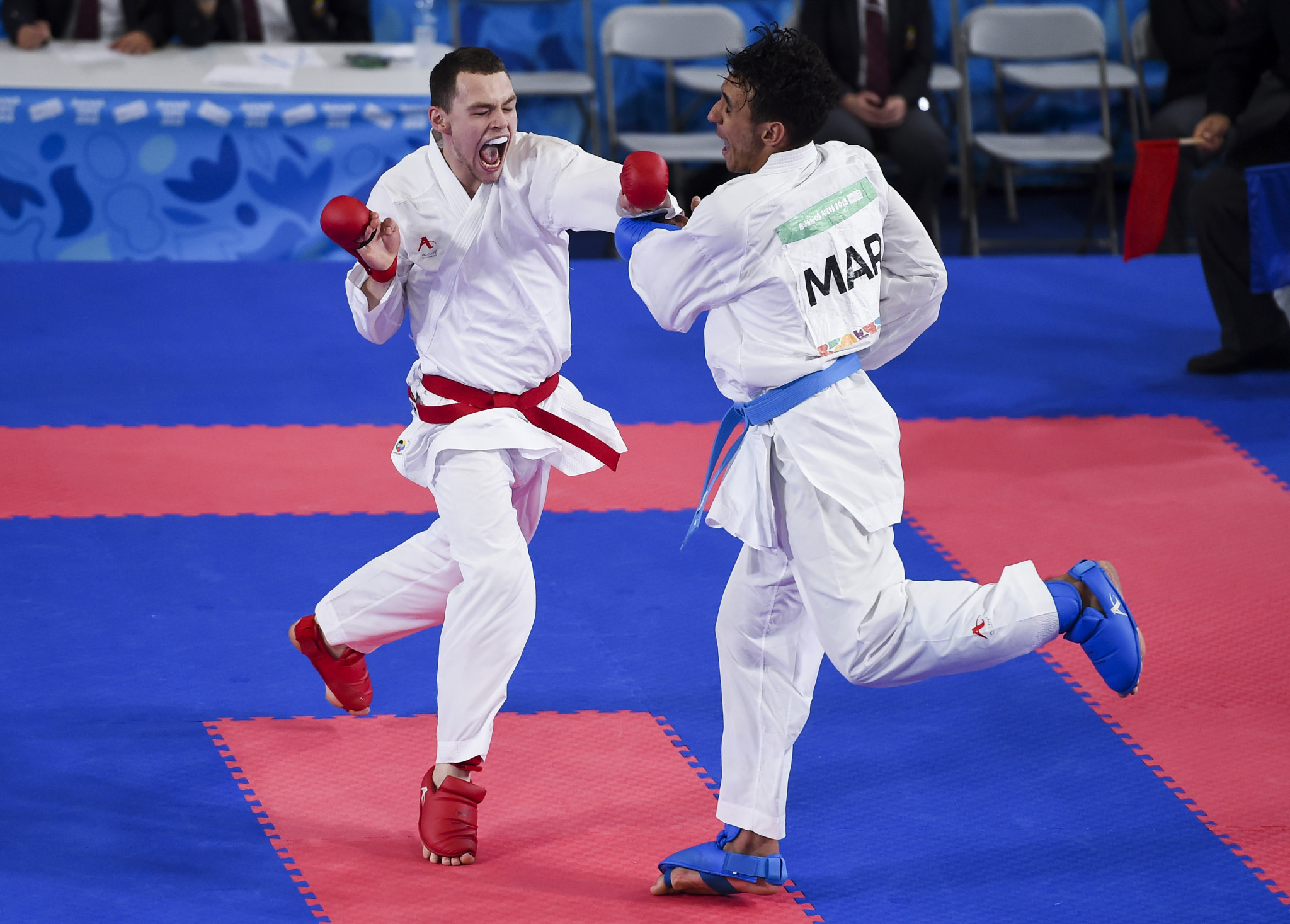 The dispute in Irish karate has impacted athletes ©Getty Images