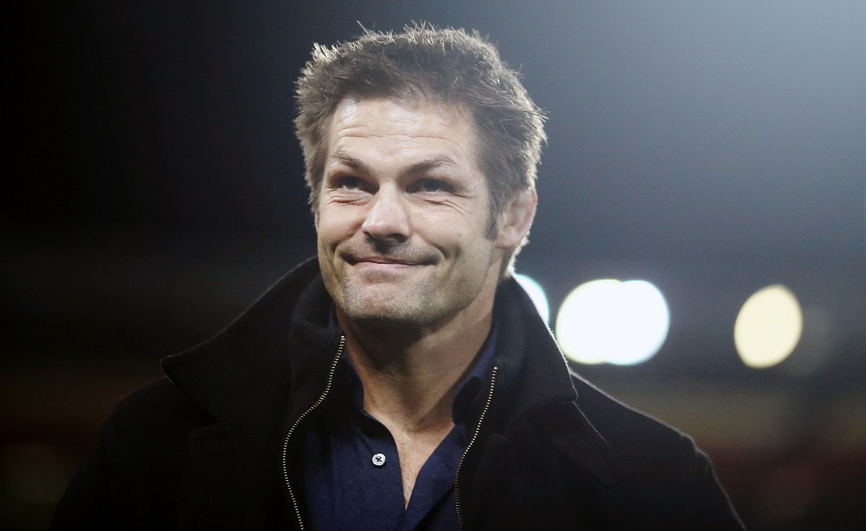 Ex-New Zealand star Richie McCaw will have a say in World Rugby's men's 15s player of the year ©Getty Images