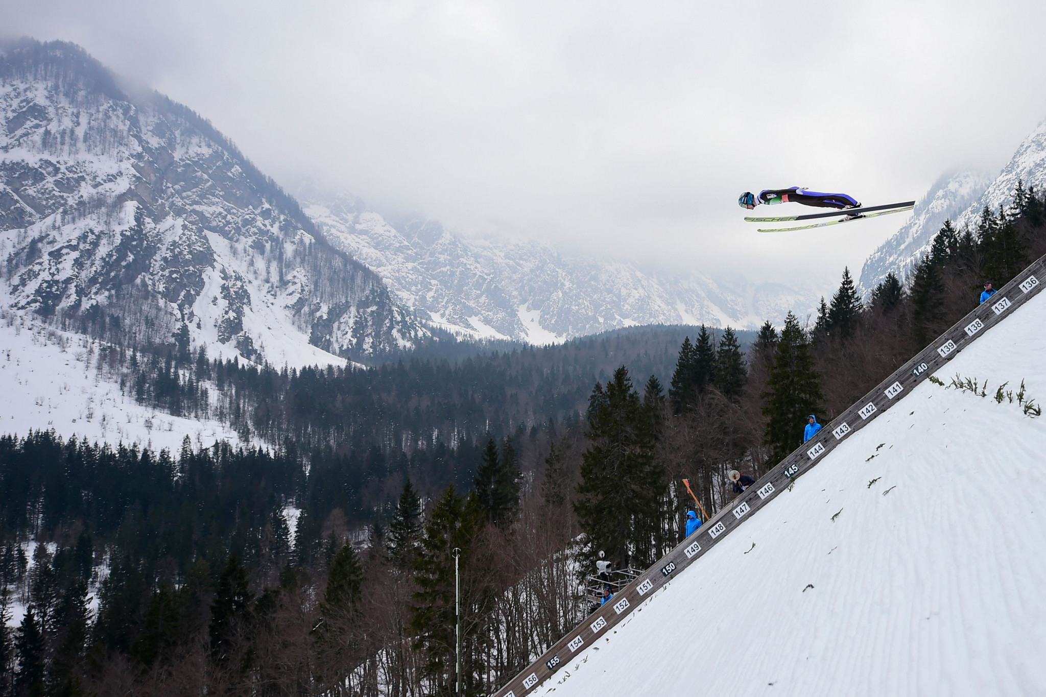 FIS Ski Jumping World Cup season to conclude in Planica and Chaikovsky