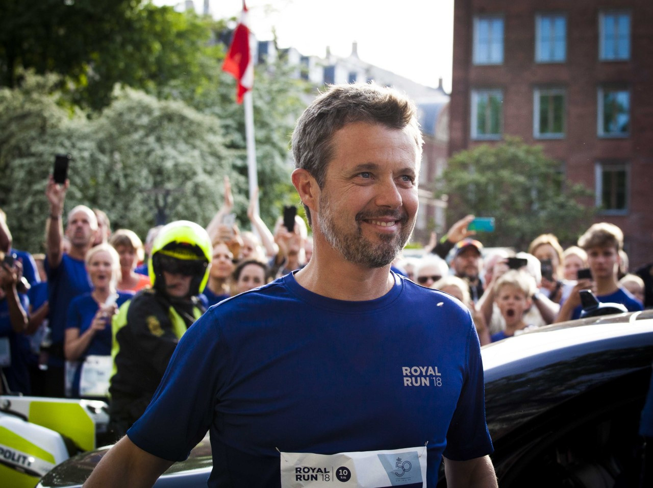 Crown Prince Frederik of Denmark will take part in the relay event on the day of the IAAF World Cross Country Championships at Aarhus in Denmark on Saturday ©Aarhus 2019