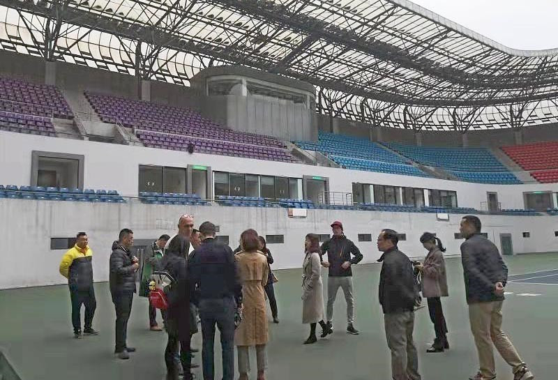 FISU officials praise professionalism of Chengdu on first inspection visit to 2021 Summer Universiade host city
