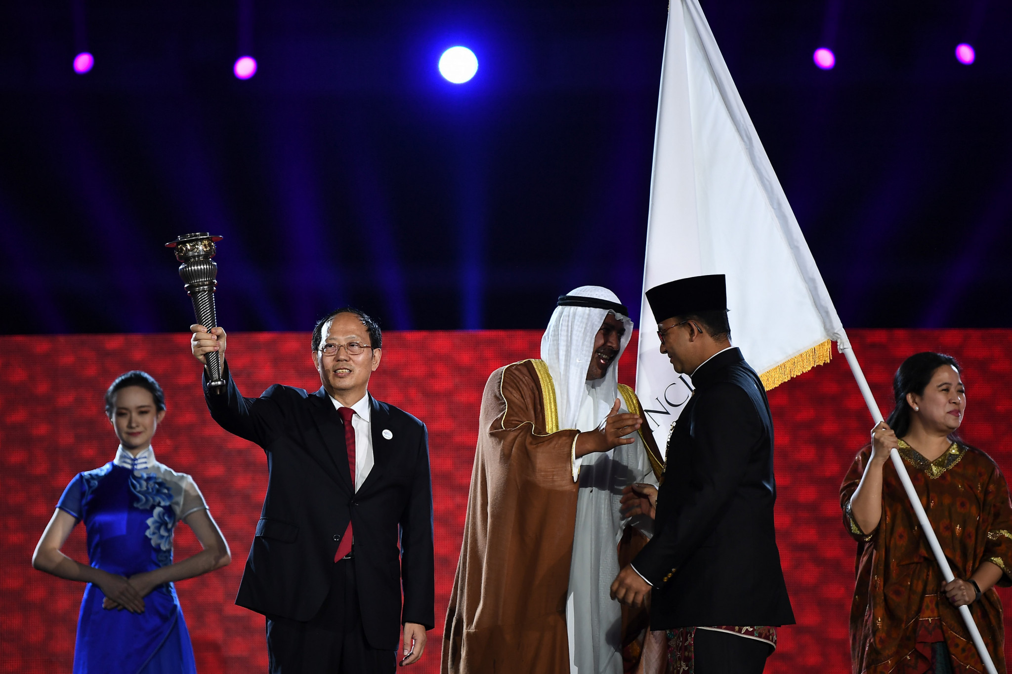 Chinese Olympic Committee President eyeing country's best Winter Olympics performance at Beijing 2022