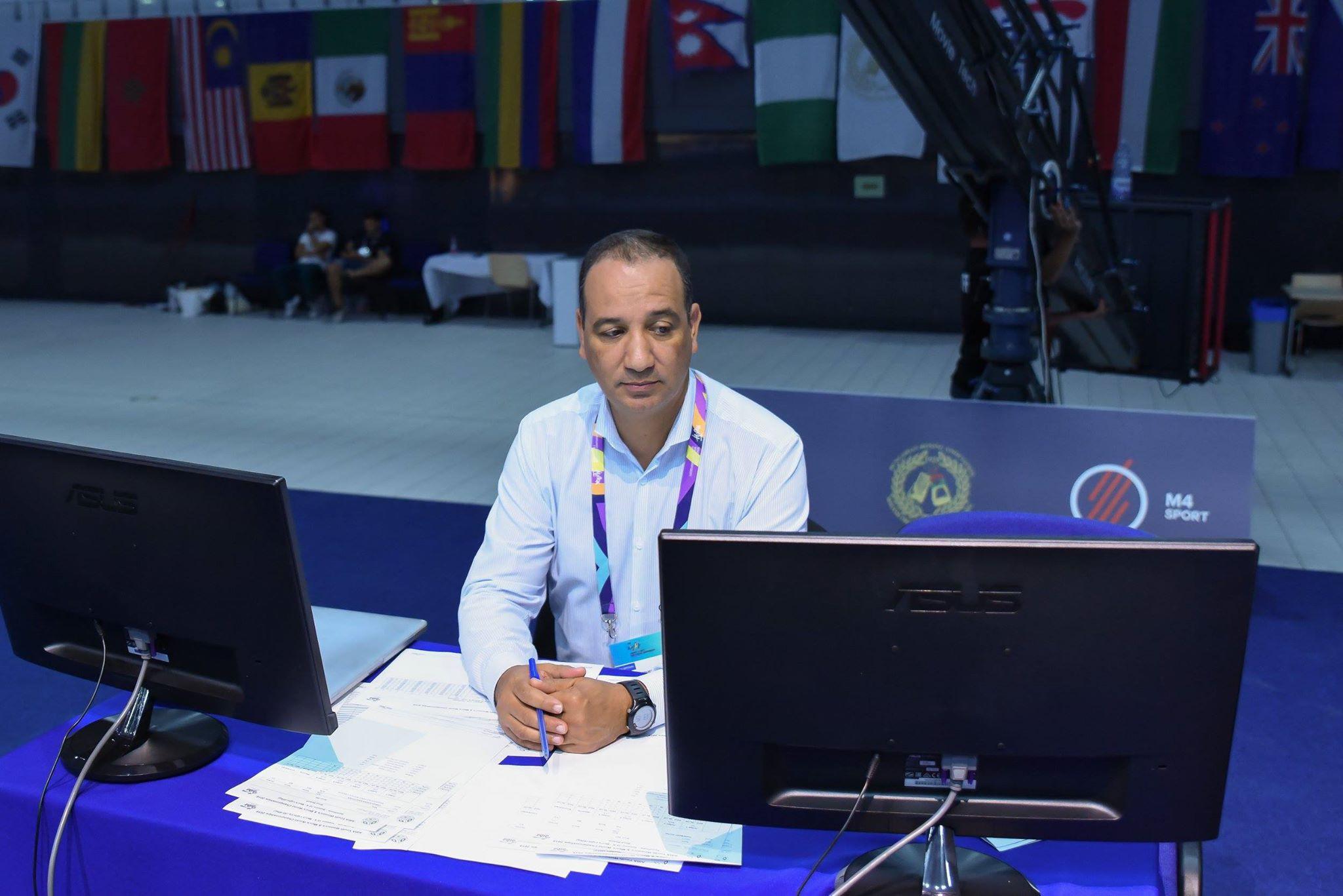 AIBA Interim President Mohamed Moustahsane has hit back at his critics ©ASBC