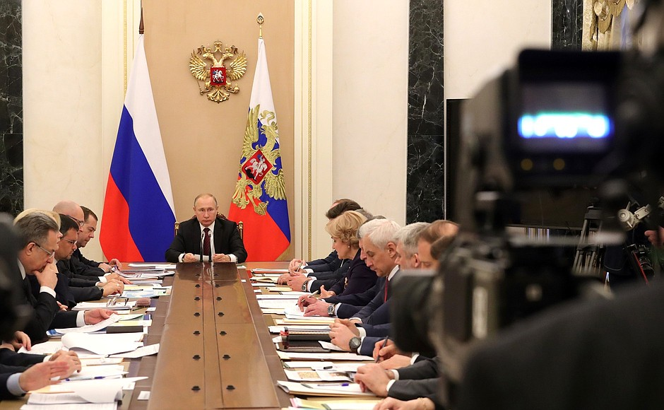 Putin praises Russian team for success at Winter Universiade