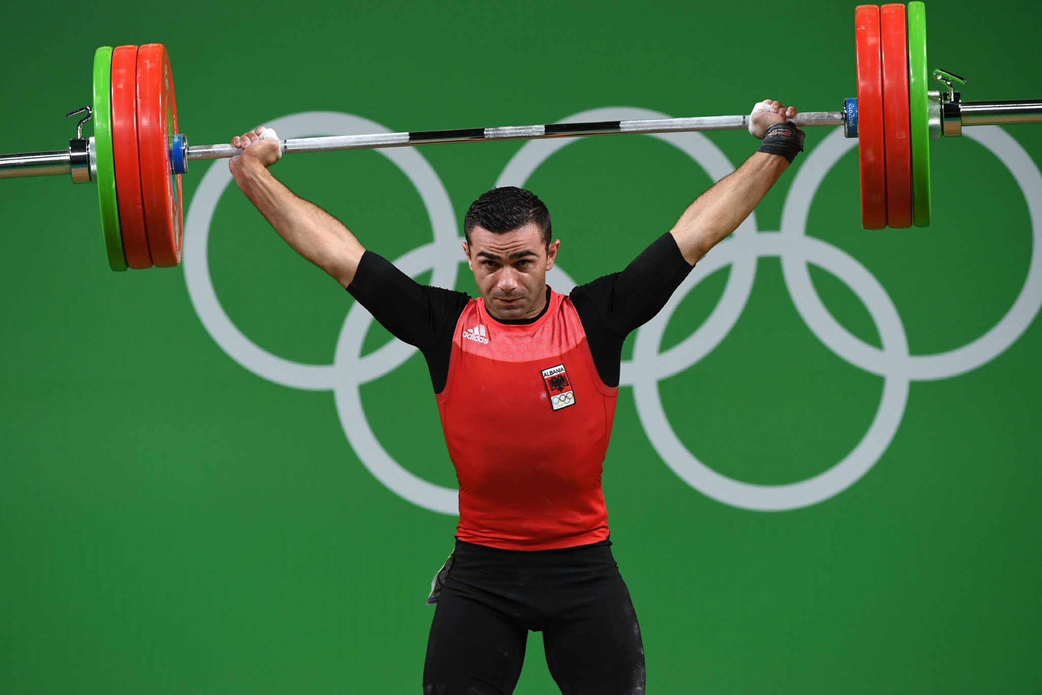 Weightlifting's place is all-but guaranteed at the Paris 2024 Olympic Games ©Getty Images