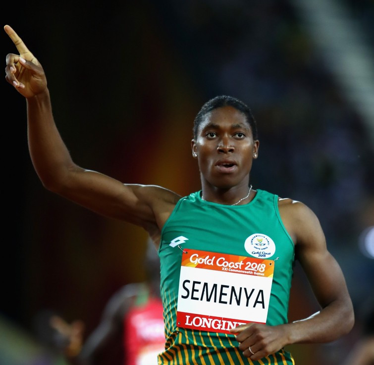 """Caster Semenya has accused International Association of Athletics Federations President Sebastian Coe of """"reopening old wounds"""" ©Getty Images"""