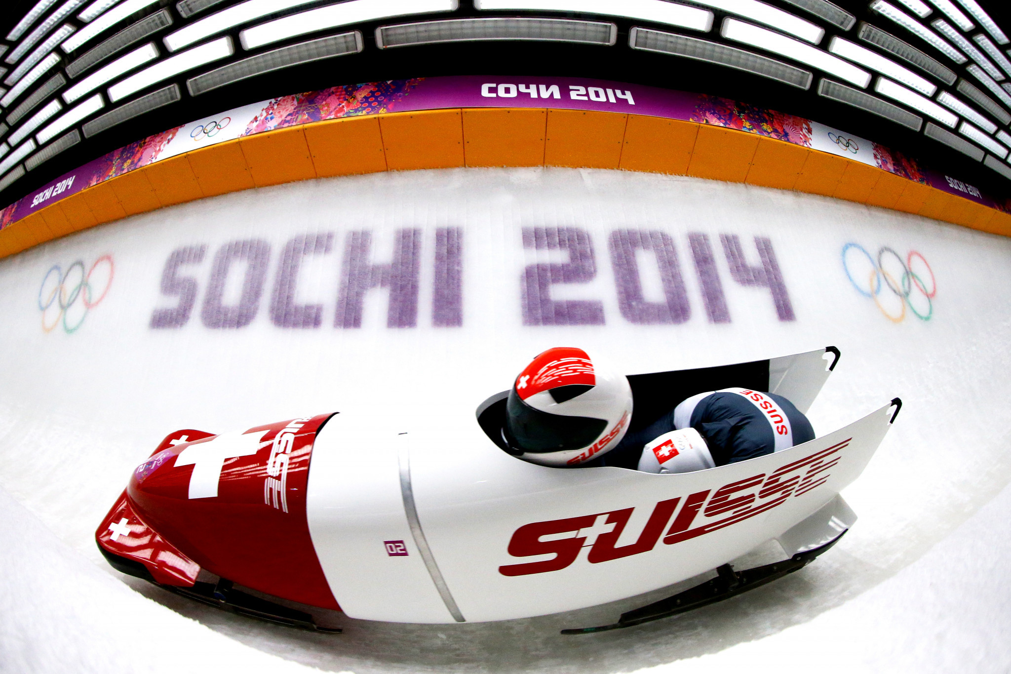 Switzerland's Beat Hefti and Alex Baumann have finally been officially upgraded by the International Olympic Committee Executive Board from the silver to gold medal in the Sochi 2014 two-man bob ©Getty Images