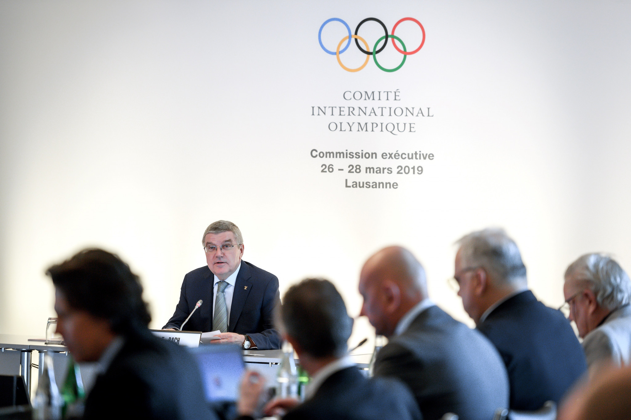 The working group was established by the IOC Executive Board ©Getty Images