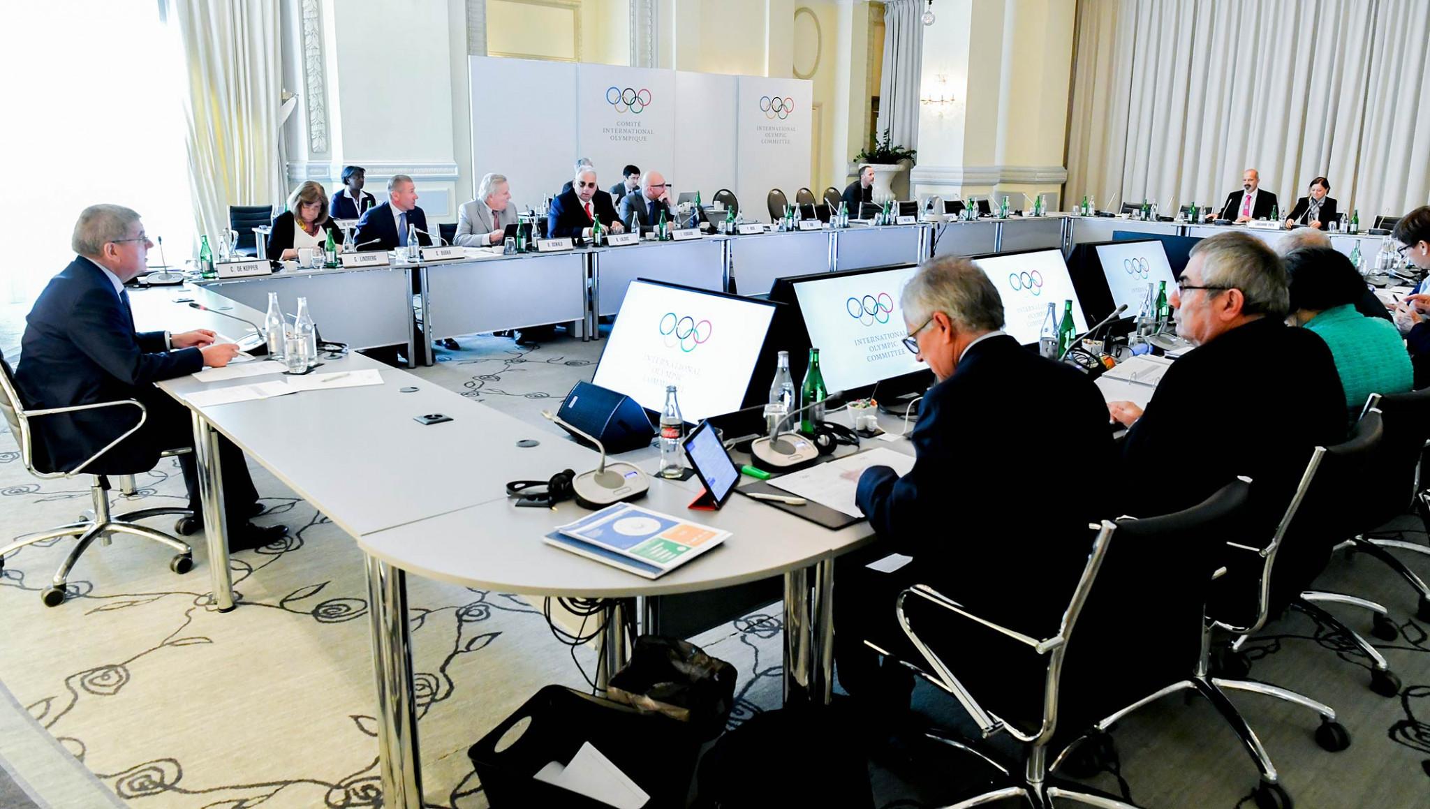 IOC to distribute $430 million to International Federations and NOCs following Pyeongchang 2018
