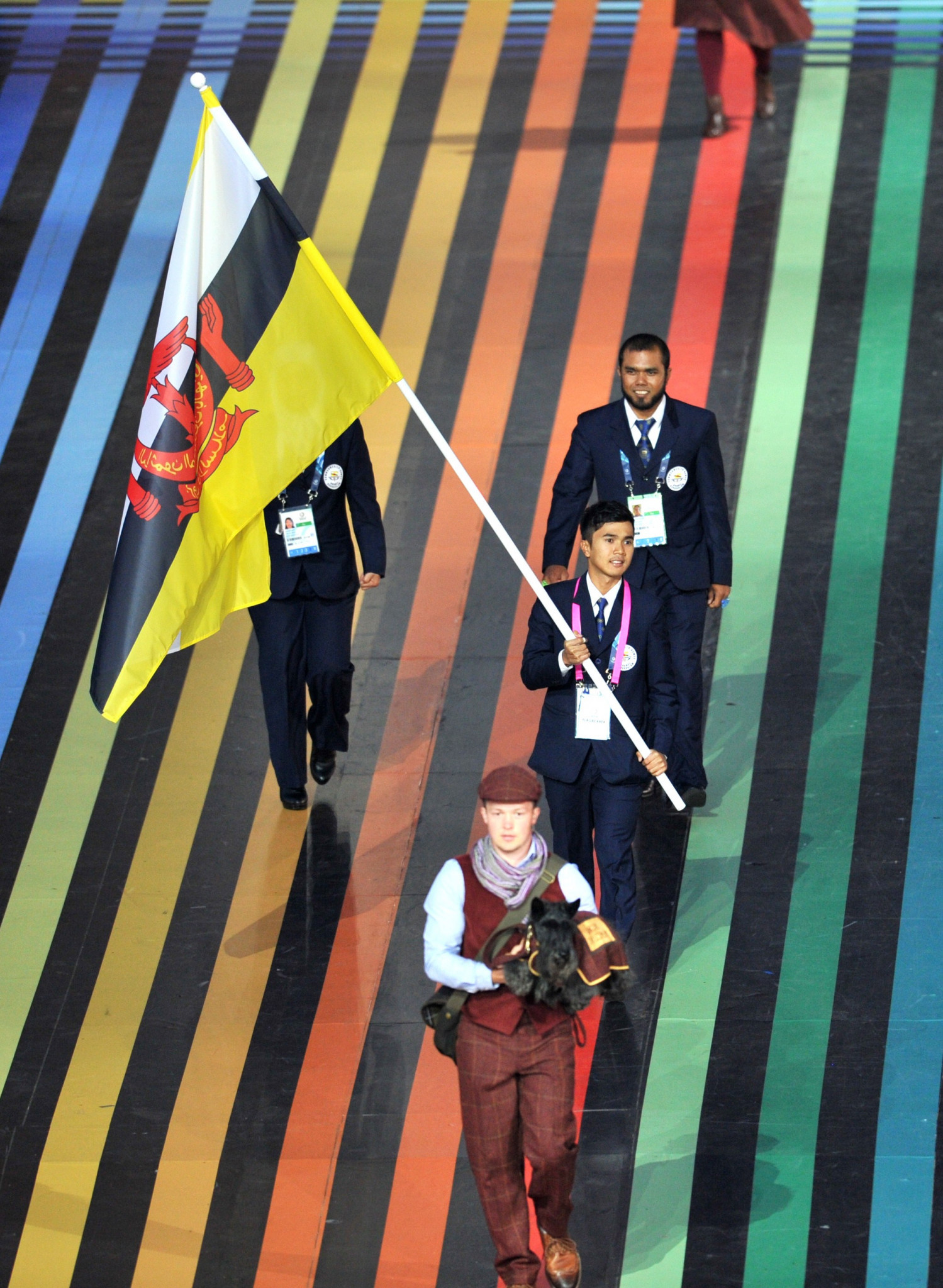 Brunei has competed at the Commonwealth Games since 1990 ©Getty Images