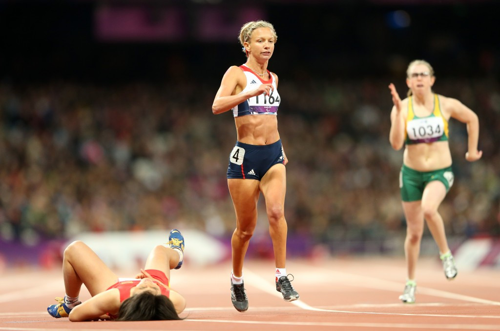 Para Tri was founded by British Paralympian Sophia Warner