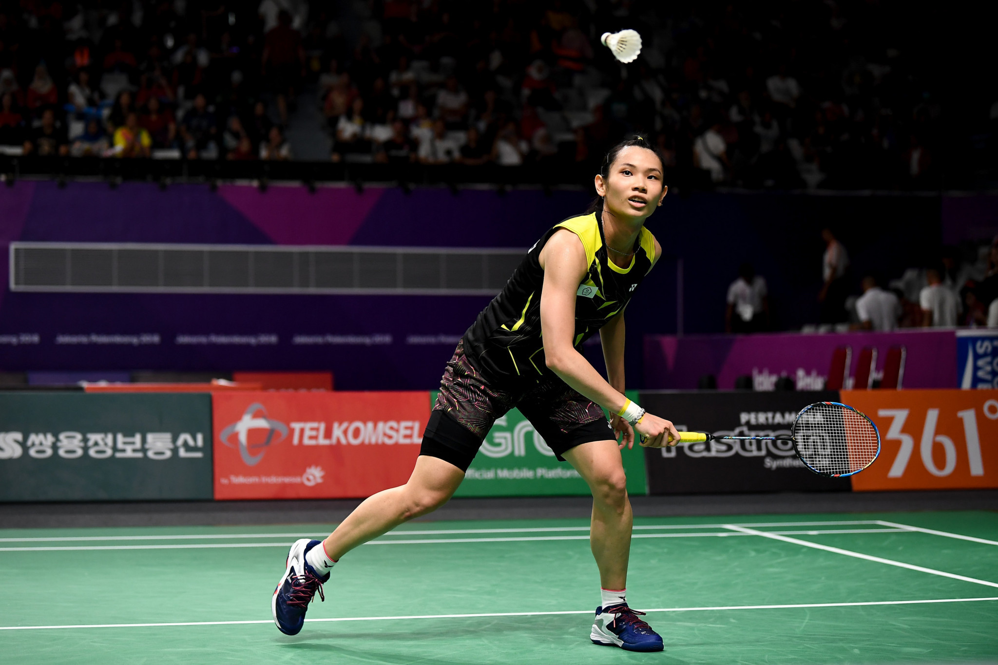 Tai Tzu-ying is hoping to secure World Championship and Olympic medals prior to retirement ©Getty Images