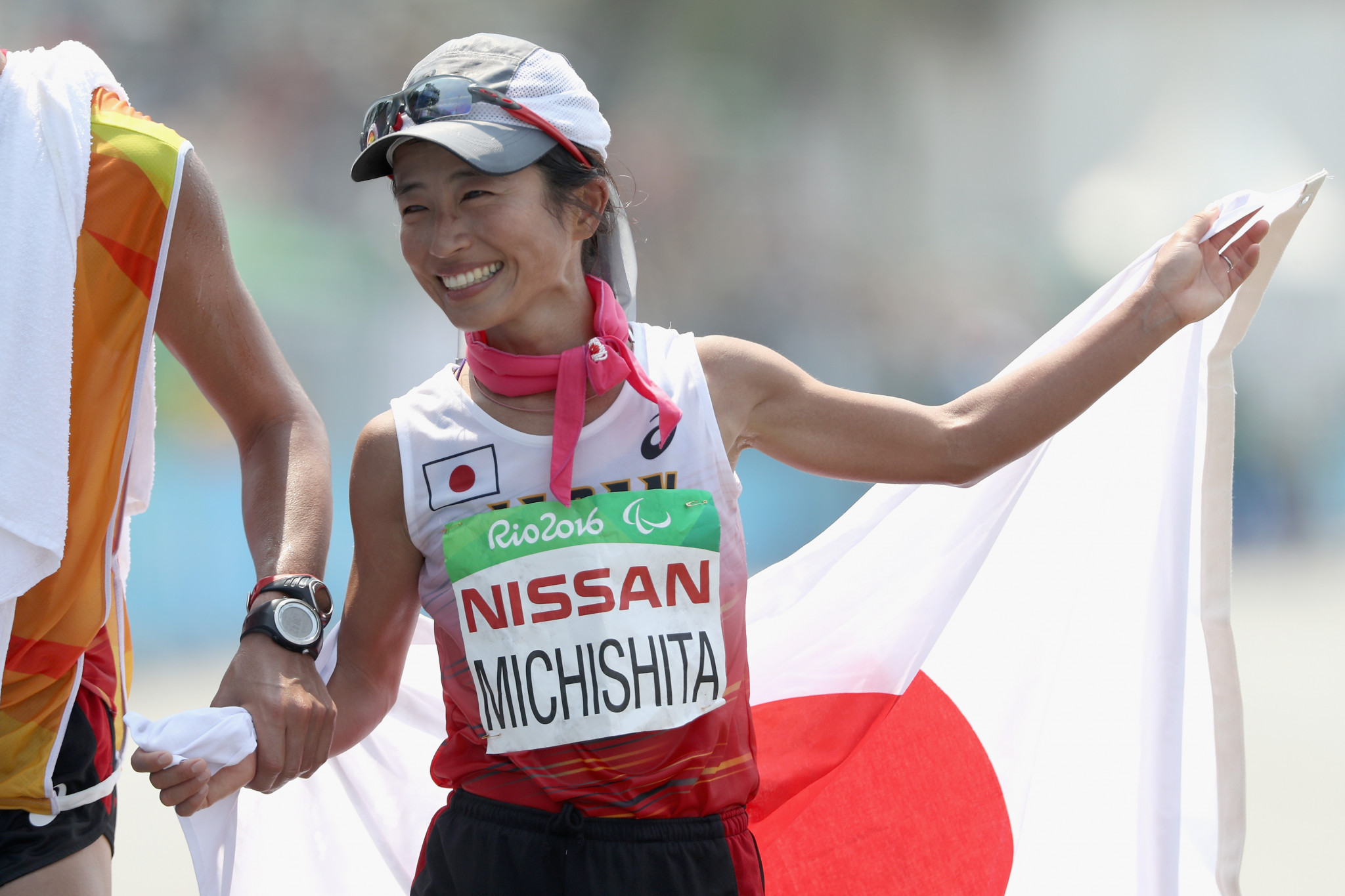 Japan's Rio 2016 silver medallist Misato Michishita will hope to star in the marathon at the Tokyo 2020 ©Getty Images