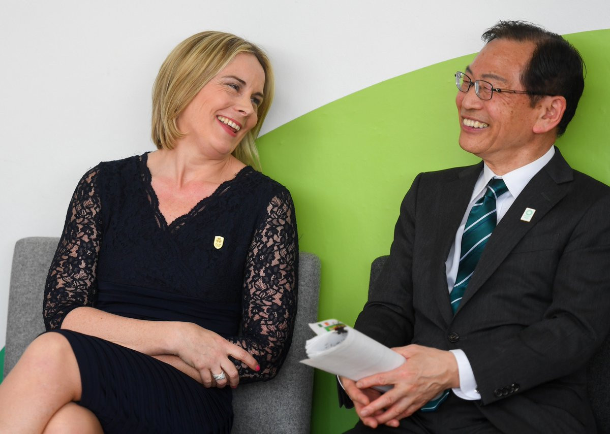Olympic Federation of Ireland approves gender equity move for Executive Committee