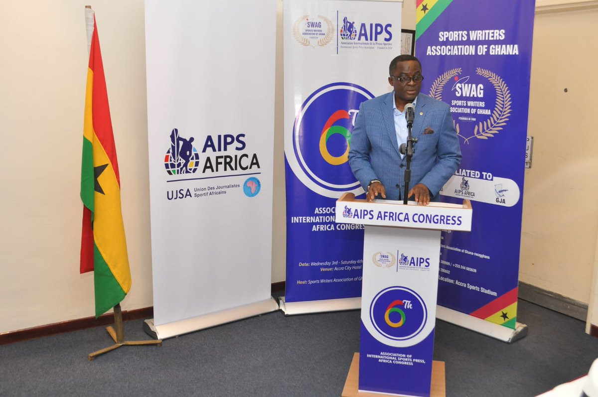 Ghana Olympic Committee President expresses appreciation for ANOCA plans to support elite athletes on road to Tokyo 2020