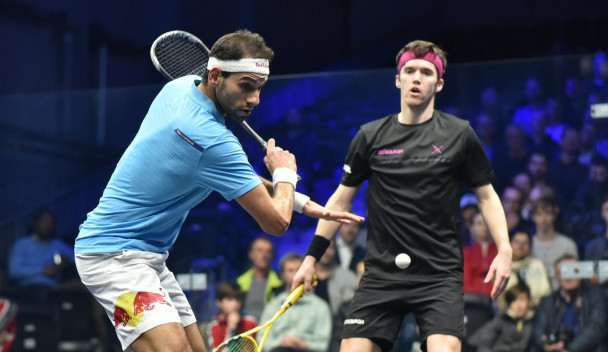 El Shorbagy brothers earn quarter-final meeting at DPD Open in Eindhoven