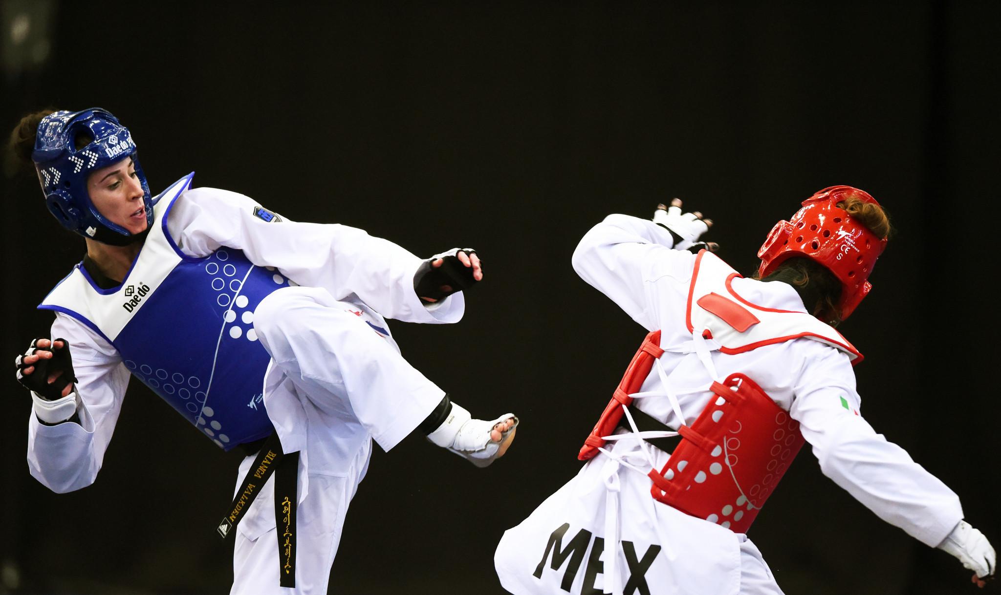 Walkden, Jones and Cho headline Great Britain's team for home World Taekwondo Championships