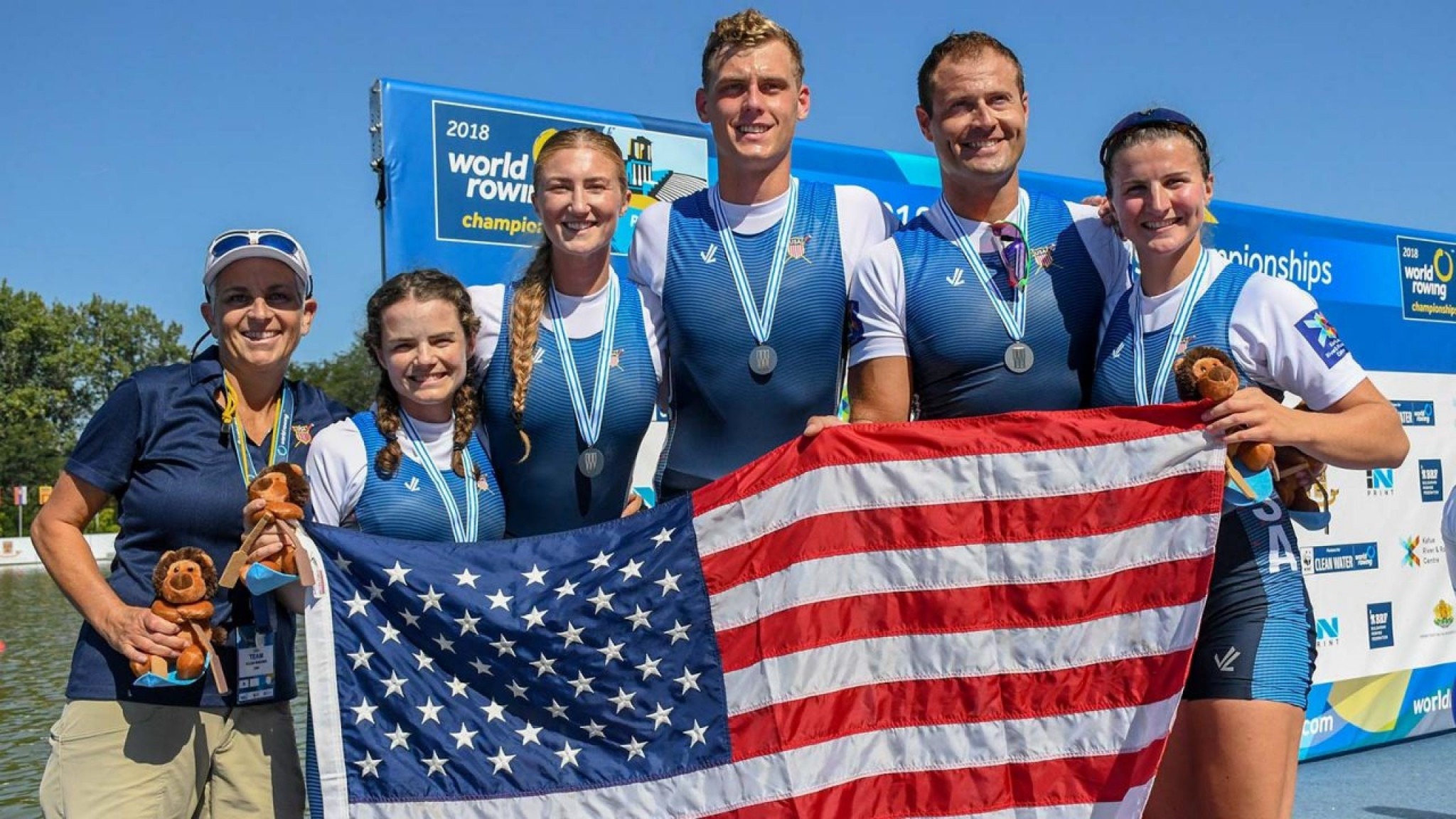 American Para rowers given Tokyo 2020 boost with opening of new training centre in Boston