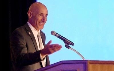 Barry Siff has been named USA Handball chief executive ©USA Triathlon