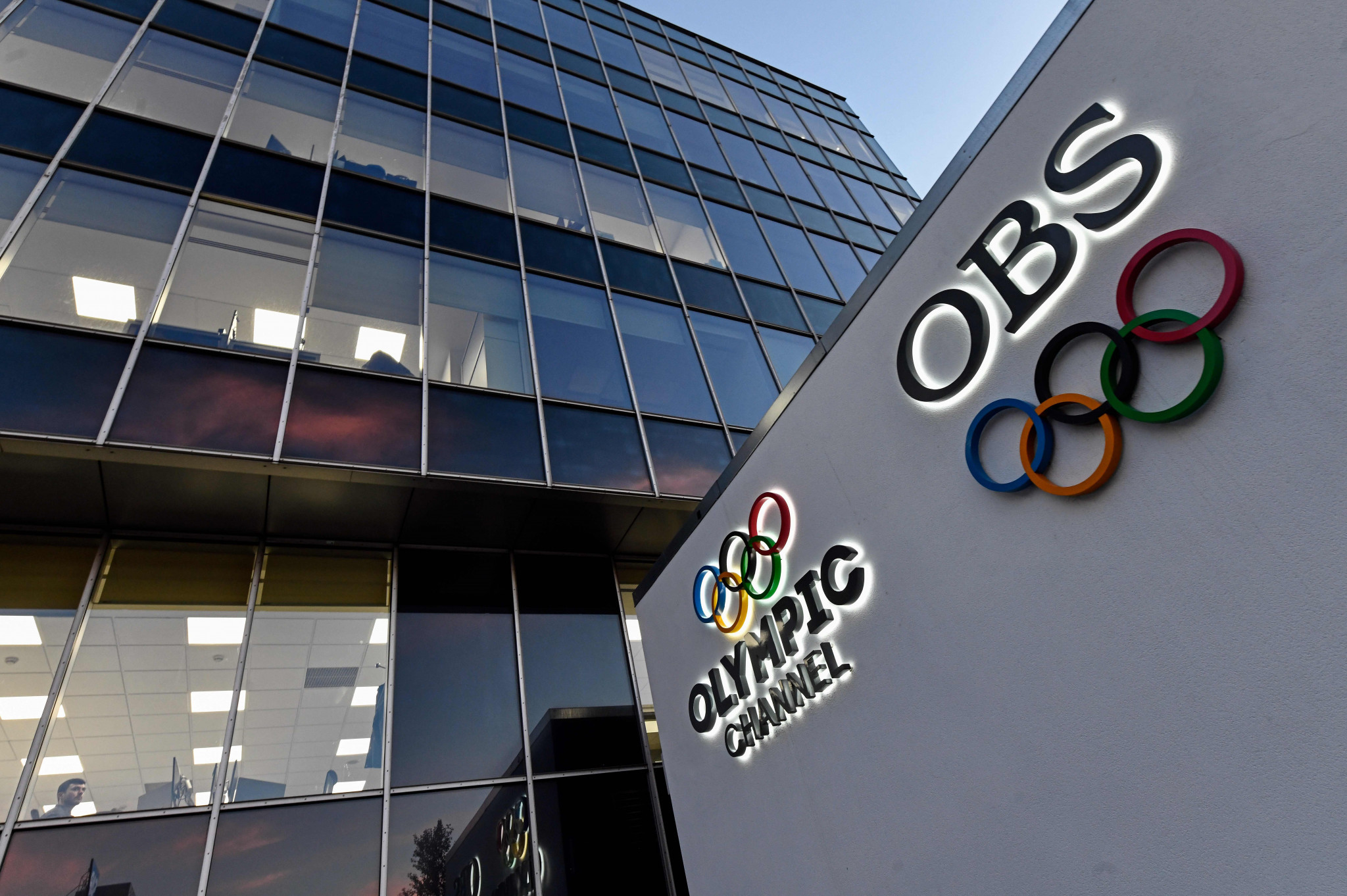 Launched in 2016, the Olympic Channel is an online platform developed by the International Olympic Committee ©Getty Images