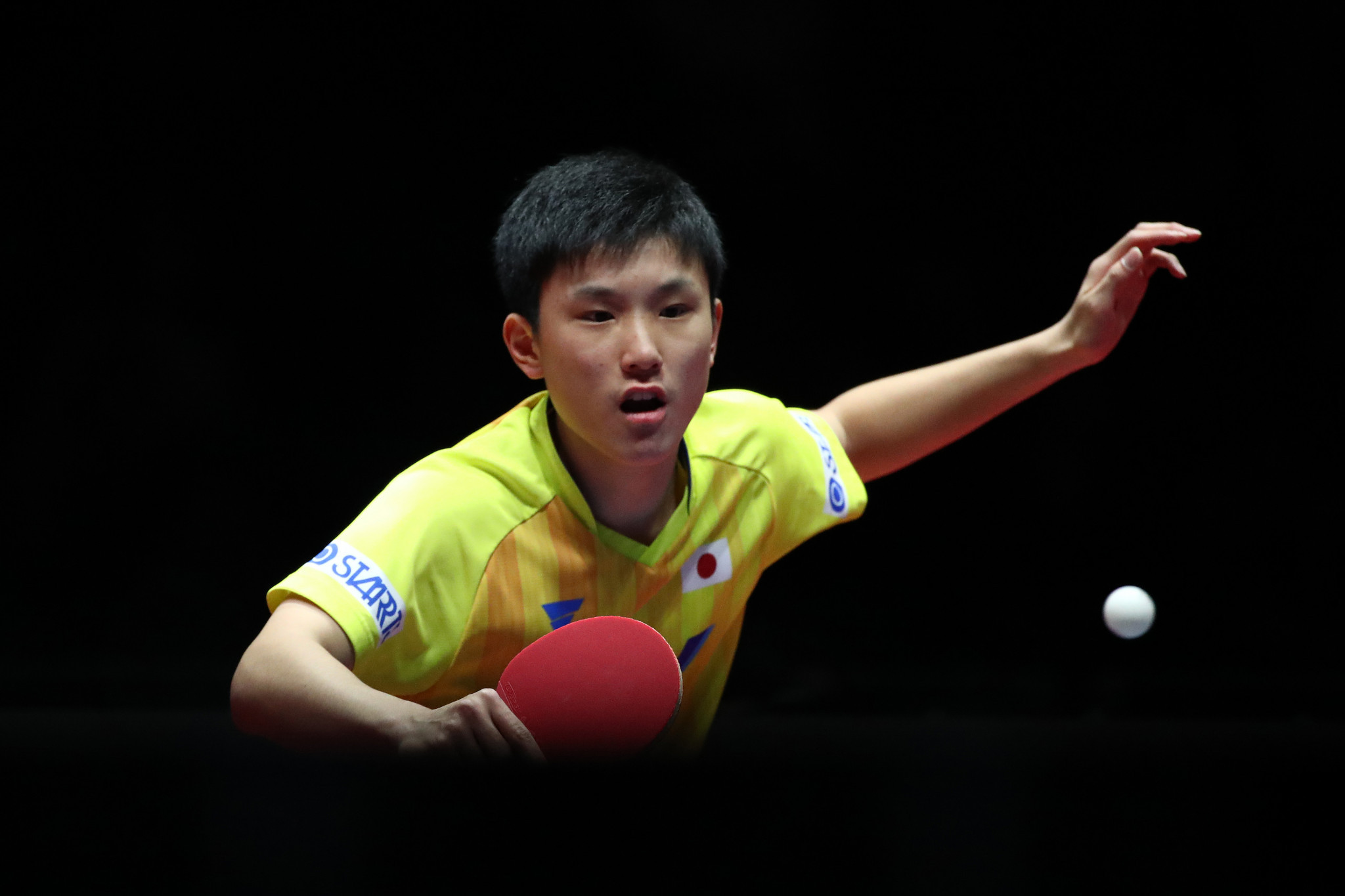 A proposal to offer different colour rubbers will be considered by the ITTF ©Getty Images