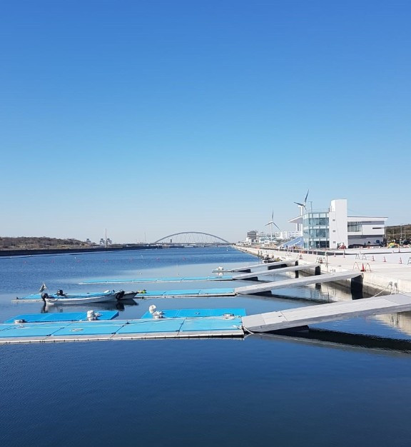 ICF assess preparations for Stand Up Paddling World Championships with site visit to Qingdao