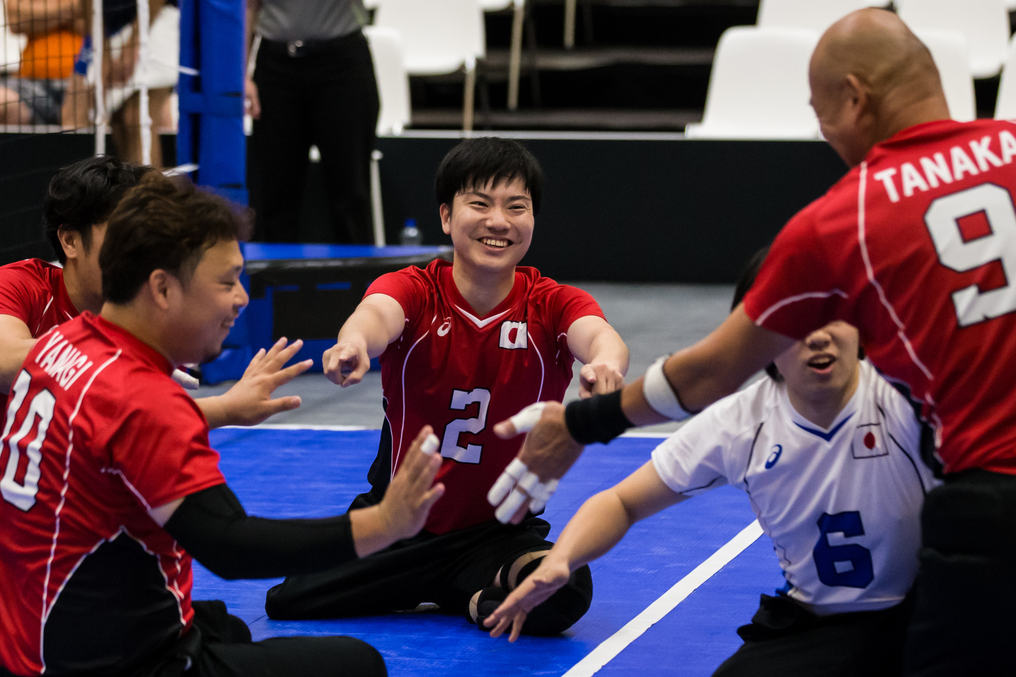 Eight countries enter ParaVolley Asia Oceania Zone Championships